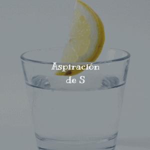 Aspiración de S