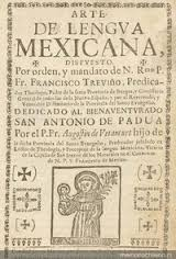 arte lengua mexicana