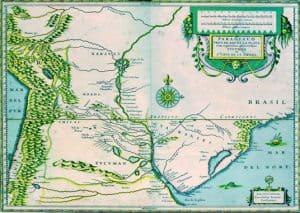 Río de la Plata- siglo XVII