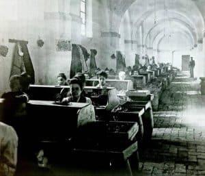 Sevilla Universidad antigua