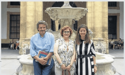 Christoph Ehlers, Eva Bravo, Lola Pons
