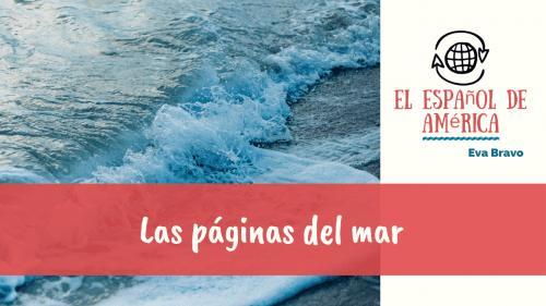 3-Las páginas del mar